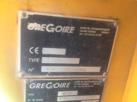 Used Gregoire G170 - picture3' - Click to enlarge