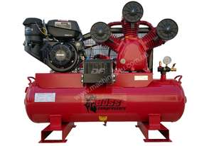 BOSS 35CFM/ 9.5HP KOHLER POWERED PETROL COMPRESSOR