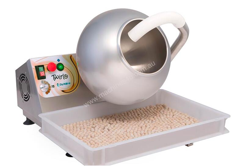 Pastaline Twirlo SS Bowl - 11L Coating Pan