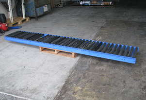 ICA Roller Conveyor - 3m long