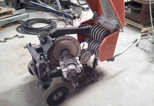 Husqvarna Dimas Wire / wall saw & pump