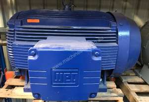 220 kw 300 hp 2 pole 415 volt AC Electric Motor