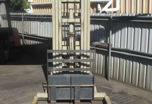 Crown Walkie Stacker, Electric, Used Forklift