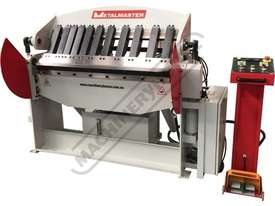 PB-422L Hydraulic NC Panbrake 1250 x 2.0mm Mild Steel Bending Capacity - picture0' - Click to enlarge