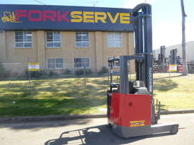 Refurbished Nichiyu Electric Stand On Reach Truck, Serviced, Battery with Warranty - picture0' - Click to enlarge