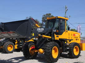 2018 JOBLION WHEEL LOADER SM125 FREE GP BUCKET+BUCKET4 IN 1+FORKLIFT - picture10' - Click to enlarge