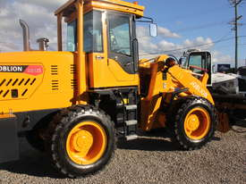 2018 JOBLION WHEEL LOADER SM125 FREE GP BUCKET+BUCKET4 IN 1+FORKLIFT - picture18' - Click to enlarge