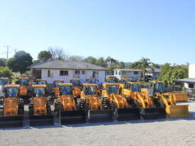 2018 JOBLION WHEEL LOADER SM125 FREE GP BUCKET+BUCKET4 IN 1+FORKLIFT - picture16' - Click to enlarge