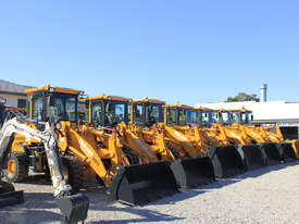 2018 JOBLION WHEEL LOADER SM125 FREE GP BUCKET+BUCKET4 IN 1+FORKLIFT - picture17' - Click to enlarge