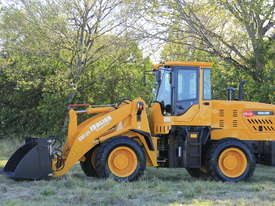 2018 JOBLION WHEEL LOADER SM125 FREE GP BUCKET+BUCKET4 IN 1+FORKLIFT - picture0' - Click to enlarge