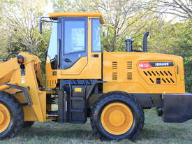 2018 JOBLION WHEEL LOADER SM125 FREE GP BUCKET+BUCKET4 IN 1+FORKLIFT - picture3' - Click to enlarge