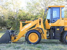 2018 JOBLION WHEEL LOADER SM125 FREE GP BUCKET+BUCKET4 IN 1+FORKLIFT - picture4' - Click to enlarge