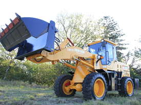 2018 JOBLION WHEEL LOADER SM125 FREE GP BUCKET+BUCKET4 IN 1+FORKLIFT - picture11' - Click to enlarge
