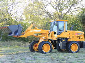 2018 JOBLION WHEEL LOADER SM125 FREE GP BUCKET+BUCKET4 IN 1+FORKLIFT - picture7' - Click to enlarge
