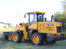 2019 JOBLION WHEEL LOADER SM125 FREE GP BUCKET+BUCKET4 IN 1+FORKLIFT - picture0' - Click to enlarge