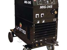 UNIMIG 345 Compact Industrial MIG Welder 40-335 Amps #KUM345 - picture0' - Click to enlarge