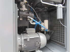 CAPS CR5-10 23cfm 5.5kW 10Bar Base mount Rotary Screw Air Compressor - picture0' - Click to enlarge