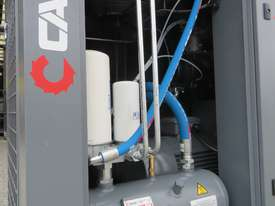CAPS CR5-10 23cfm 5.5kW 10Bar Base mount Rotary Screw Air Compressor - picture3' - Click to enlarge