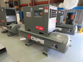 CAPS CR5-10 23cfm 5.5kW 10Bar Base mount Rotary Screw Air Compressor - picture16' - Click to enlarge