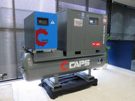 CAPS CR5-10 23cfm 5.5kW 10Bar Base mount Rotary Screw Air Compressor - picture17' - Click to enlarge