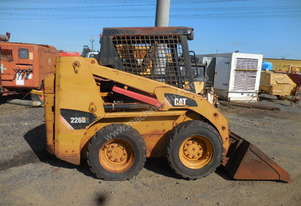Caterpillar Cat 226B2 Skid Steer Loader
