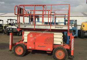 Snorkel   RT SCISSOR LIFT