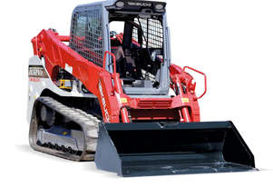 NEW : EXTREME TRACK LOADER FOR SHORT AND LONG TERM DRY HIRE