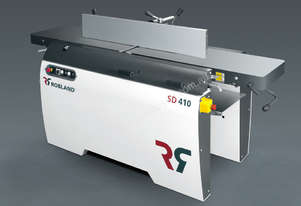 ROBLAND HEAVY DUTY THICKNESSER PLANER COMBINATION