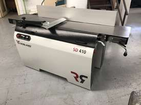 ROBLAND HEAVY DUTY THICKNESSER PLANER COMBINATION SD410   - picture0' - Click to enlarge