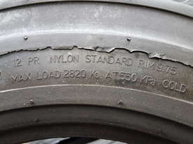 Skid Steer Tyres 10 x 16.5 12pr - picture2' - Click to enlarge