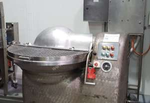 Stainless Steel bowl cutter, benches and Stove Tops