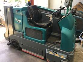 Ride on sweeper/ scrubber  - picture1' - Click to enlarge