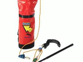 GOTCHA KIT POST-FALL RESCUE 75M ROPE Height Safety Fall-Arrest RRP$2,310   - picture0' - Click to enlarge