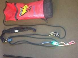 GOTCHA KIT POST-FALL RESCUE 75M ROPE Height Safety Fall-Arrest RRP$2,310   - picture1' - Click to enlarge