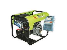Pramac 6kVA Auto Start Diesel Generator + AMF - picture4' - Click to enlarge