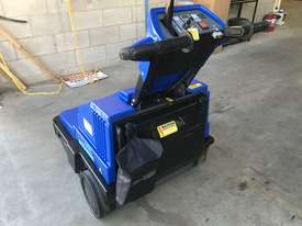 Clarke / Nilfisk Alto Battery powered walk behind sweeper - picture9' - Click to enlarge