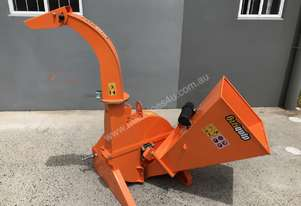 Ozziquip 2018   4 Inch Chipper