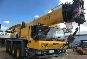 2009 GROVE GMK 4080 ALL TERRAIN CRANE
