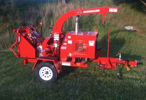 NEW Morbark Beever 812 Petrol Wood Chipper