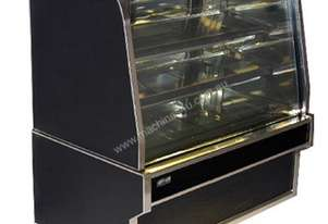 Koldtech KT.RCD.15 Curved Glass Refrigerated Cake Display 1500mm