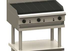 Luus CS-9C 900mm Chargrill & Shelf Professional Series