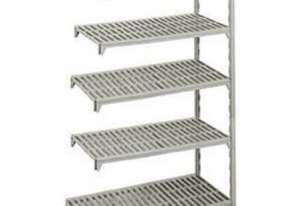 Cambro Camshelving CSA51547 5 Tier Add On Unit