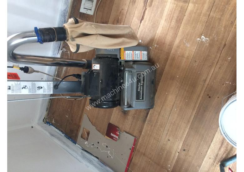 hss floor hire edge sander and pack p