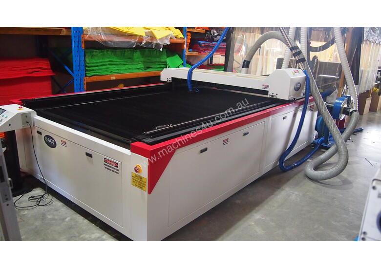 Australia's Most Popular CO2 Flat-Bed Laser Cutting System