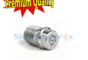 1/4? MEG 15055 Pressure Washer Stainless Steel Nozzle High Pressure Water Cleaners