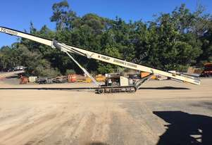 Finlay T1880 60ft Tracked Conveyor