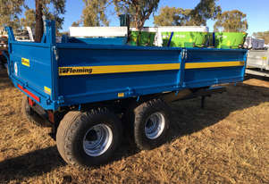 Fleming 8 Tonne Trailer Handling/Storage