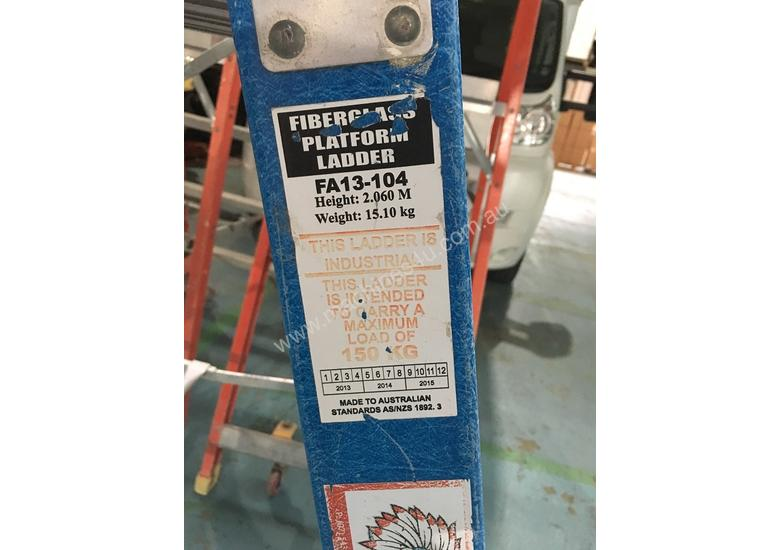 Used CHIEF CHIEF Ladders in , - Listed on Machines4u