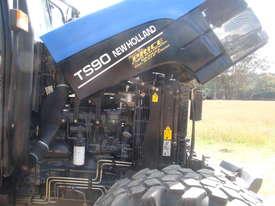 NEW HOLLAND TS90 TRACTOR  - picture3' - Click to enlarge