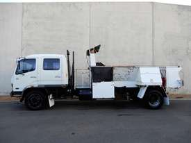 Mitsubishi FM600 Road Maint Truck - picture1' - Click to enlarge